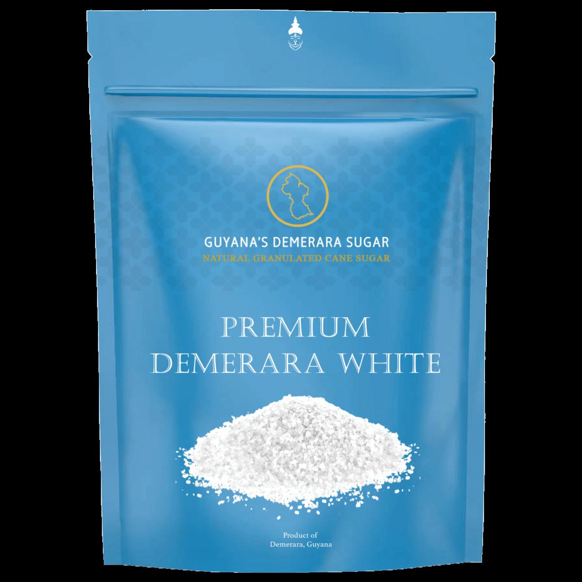 Premium Demerara White